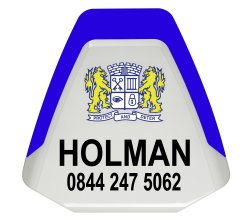 Holman Security Systems the West Midlands Contact Us