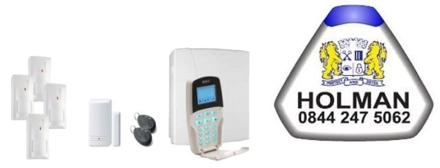 the West Midlands served by Holman Security Systems for Alarm_System & Security_System
