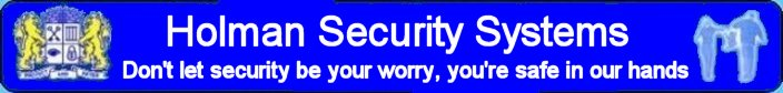 Holman Security Systems the West Midlands