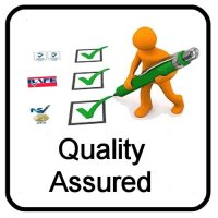 London quality installations by London Security Systems quality assured