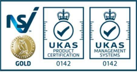 County Security Systems Southern England NSI Certified